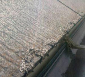 屋根のサビ・劣化